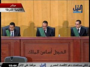 أولى جلسات المحاكمة في أحداث «مجزرة بورسعيد»