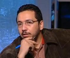 الصحفي الساخر بلال فضل